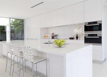 טיפים לעיצוב מטבח לבן